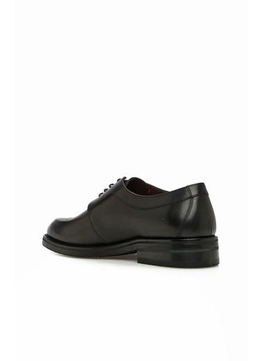 George Hogg 7005087 Erkek Deri Ayakkabı Siyah